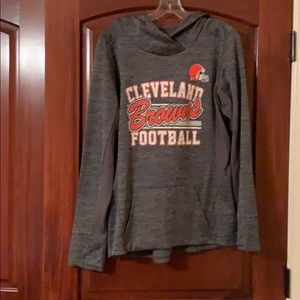 Fanatics Tops - Cleveland Browns sweatshirt